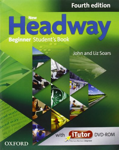 9780194771153: New headway. Beginner. Student's book-Workbook-iTutor-iChecker. Without key. Per le Scuole superiori. Con espansione online