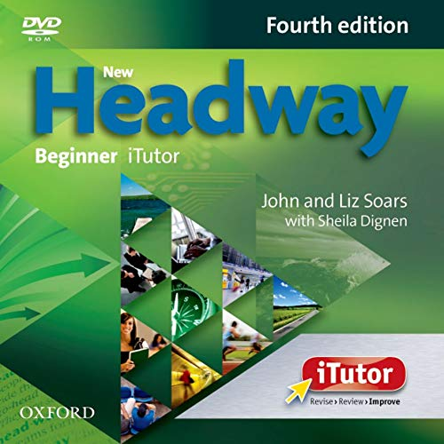 9780194771238: New Headway 4e Beginner Itutor DVD-ROM [4th Revised edition]