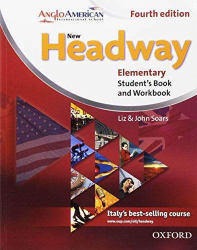 9780194771740: New headway. Elementary. Student's book-Workbook. Per le Scuole superiori