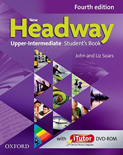 9780194771818: New Headway Upper-Intermediate : Student's Book (1DVD)