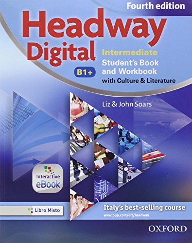 9780194772945: Headway digital. Intermediate. Entry checker-Student's book-Workbook. With key. Per le Scuole superiori. Con e-book. Con espansione online