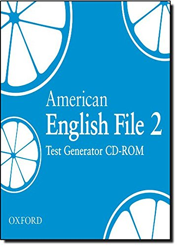 9780194774826: American English File Level 2: American English File 2. Test Generator CD-ROM (American English File First Edition)