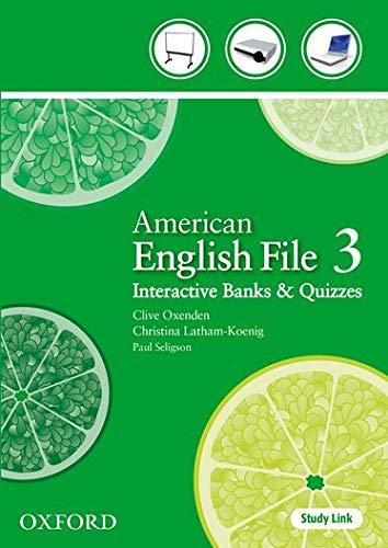9780194774871: American English File: Level 3: Teacher Presentation Tool