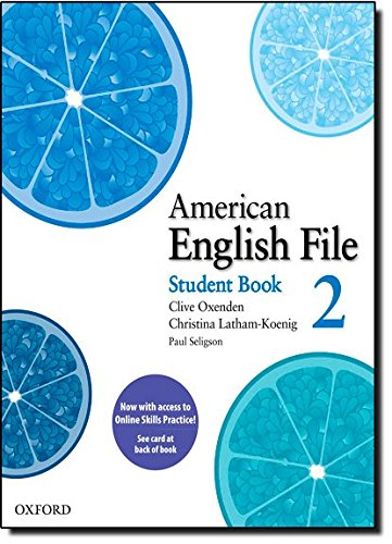 9780194775229: American English File: Level 2: Student Book Pack