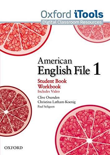 9780194775502: American English File: Level 1: iTools