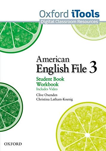 9780194775526: American English File: Level 3: iTools