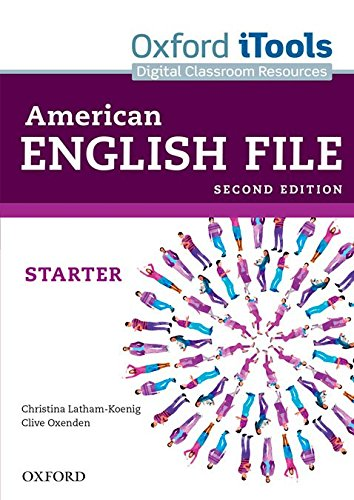 9780194775540: American English File 2E Starter iTools