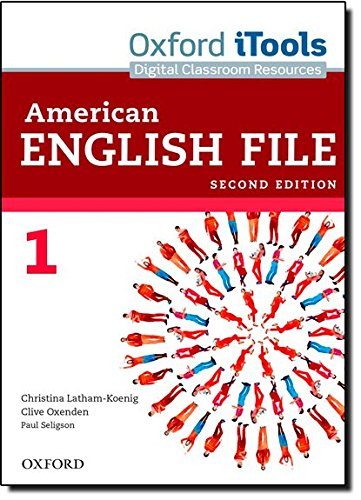 9780194775557: American English File 2E 1 iTools: DVD