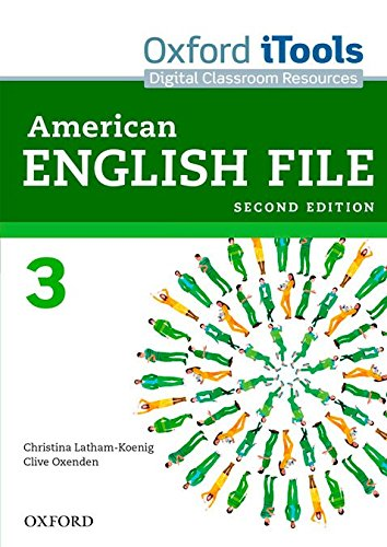 9780194775571: American English File 2E 3 iTools: DVD