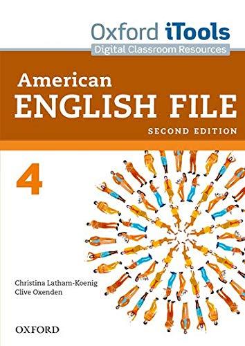 9780194775588: American English File 2E 4 iTools: DVD