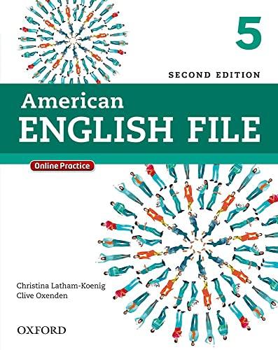 9780194776196: American English File 5