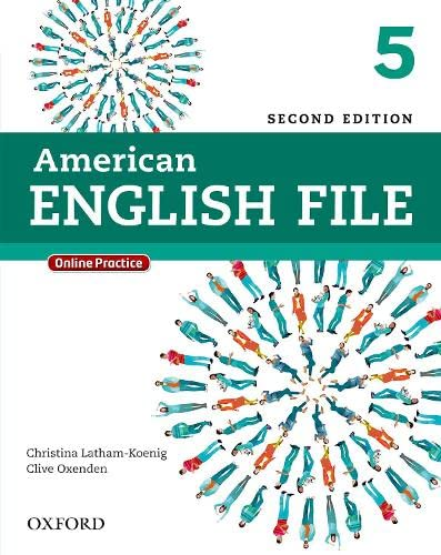 9780194776196: American English File: 5: Student Book Pack with Online Practice