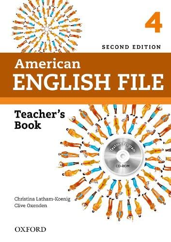9780194776363: American English File 2nd Edition 4. Teacher's Book Pack: With Testing Program (American English File Second Edition)