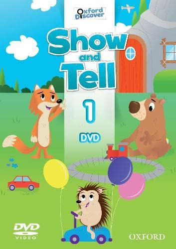 Show and Tell: Level 1: DVD-ROM