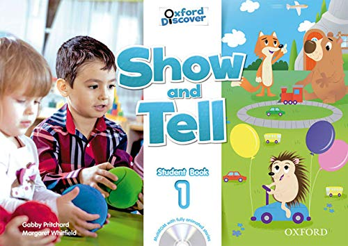 9780194779081: Show and Tell: Level 1: Student Book and Multi-ROM Pack