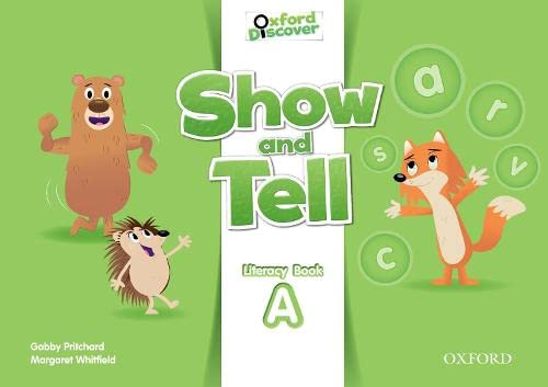OXFORD SHOW AND TELL LITERACY BOOK A