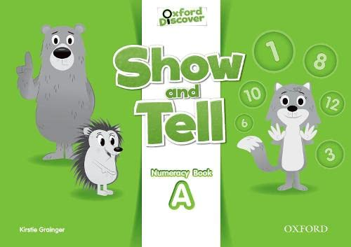 9780194779159: Oxford show and tell : Numeracy book A