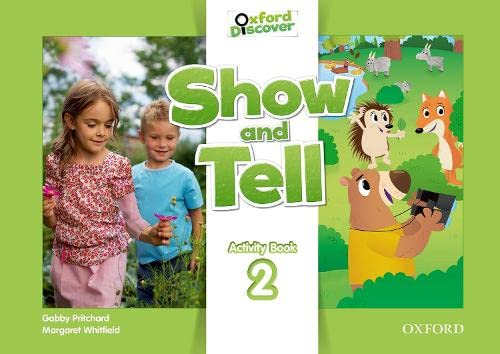9780194779166: Show and Tell: Level 2: Activity Book