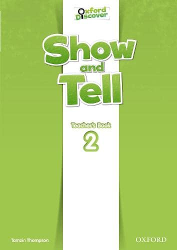 9780194779173: Show and Tell: Level 2: Teacher's Book