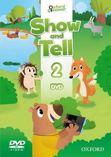 9780194779197: Show and Tell: Level 2: DVD-ROM [VHS]