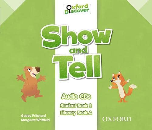 9780194779203: Oxford Show and Tell 2: Class CD