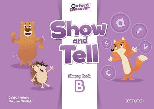 9780194779289: Oxford Show and Tell 3: Literacy Book B - 9780194779289