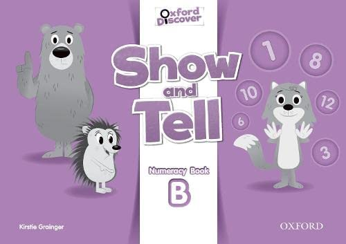 9780194779296: Show and Tell: Level 3: Numeracy Book
