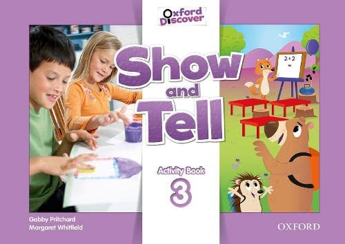 9780194779302: Show and Tell: Level 3: Activity Book