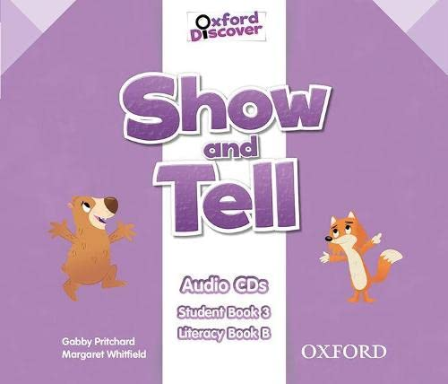 9780194779340: Show and Tell: Level 3: Class Audio CD (2 Discs)