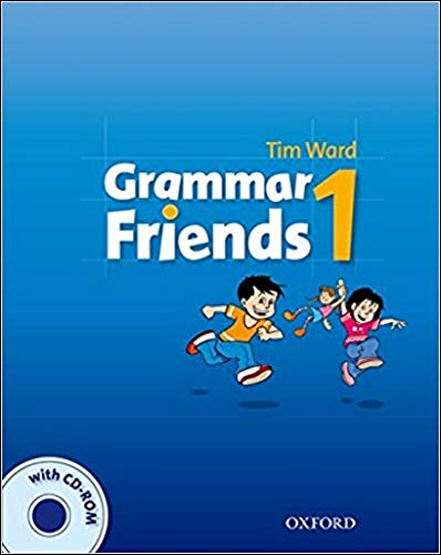 9780194780124: Grammar Friends 1: Student's Book with CD-ROM Pack