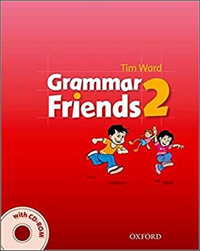 9780194780131: Grammar Friends 2: Grammar friends. Student's book. Livello 2. Per la Scuola elementare. Con CD-ROM