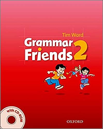 9780194780131: Grammar Friends 2: Student's Book with CD-ROM Pack