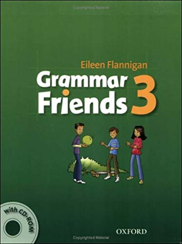 9780194780148: Grammar Friends 3: Student's Book with CD-ROM Pack