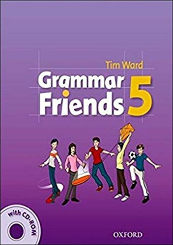9780194780162: Grammar Friends: 5: Student's Book with CD-ROM Pack