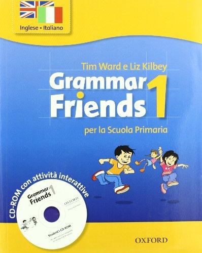 9780194780346: Grammar friends. Student's book-Workbook. Per la Scuola elementare. Con CD-ROM: 1