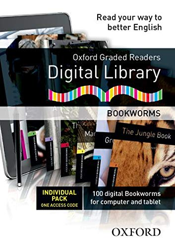 9780194784023: Oxford Graded Readers Digital Library: Individual Pack: Read your way to better English