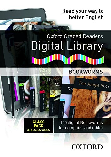 9780194784030: Oxford Graded Readers Digital Library: Classroom Pack: Read your way to better English