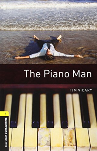 9780194786027: Oxford Bookworms Library: Level 1:: The Piano Man audio CD pack