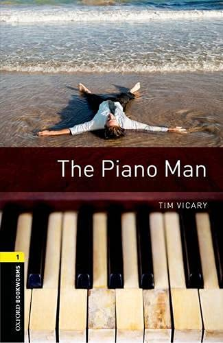 9780194786102: Oxford Bookworms Library: Level 1:: The Piano Man