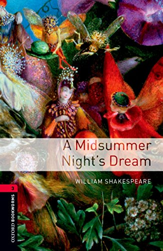 9780194786133: Oxford Bookworms Library: Level 3:: A Midsummer Night's Dream