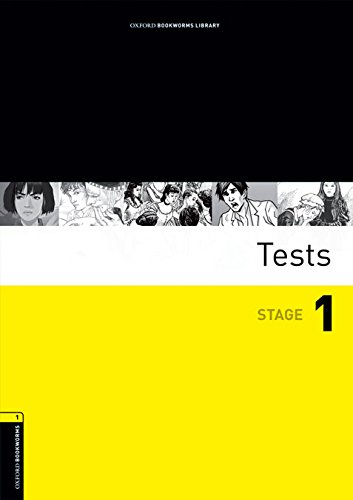 9780194788021: Oxford Bookworms Library: Stage 1: Tests (Oxford Bookworms ELT)