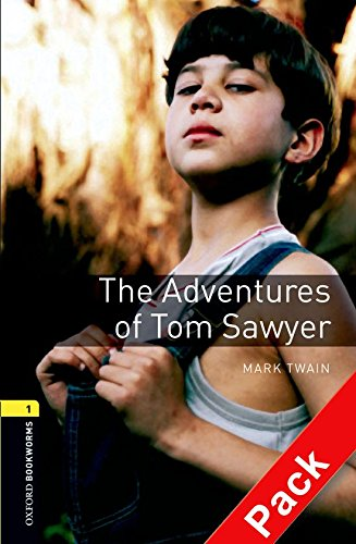9780194788687: The Adventures of Tom Sawyer [With CD (Audio)] (Oxford Bookworms Library Classics: Stage 1)
