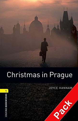 9780194788700: Oxford Bookworms Library: Level 1:: Christmas in Prague audio CD pack (Oxford Bookworms ELT)