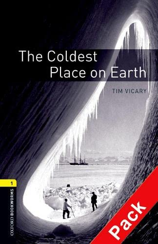 9780194788717: Oxford Bookworms Library: Level 1:: The Coldest Place on Earth audio CD pack