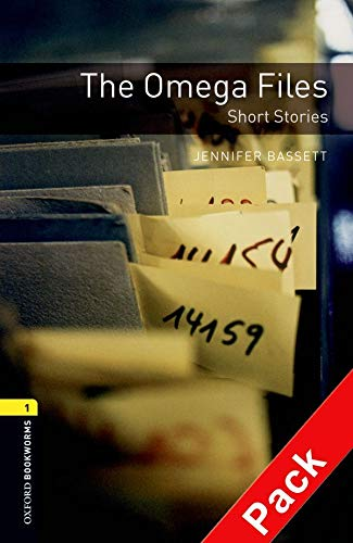 9780194788816: Oxford Bookworms Library: Level 1:: The Omega Files - Short Stories audio CD pack (Oxford Bookworms ELT)