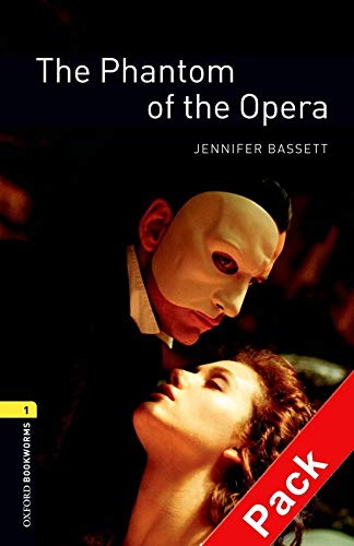 9780194788830: Oxford Bookworms Library: Stage 1: The Phantom of the Opera Audio CD Pack: 400 Headwords (Oxford Bookworms ELT)