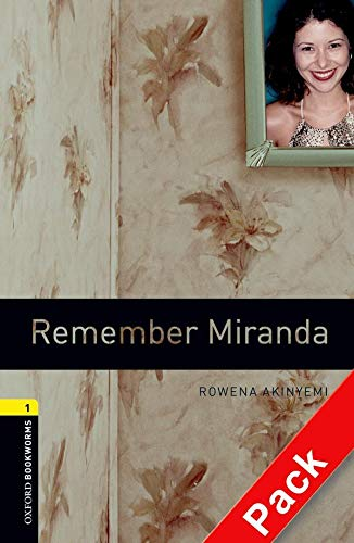 9780194788861: Oxford Bookworms Library: Level 1:: Remember Miranda audio CD pack (Oxford Bookworms ELT)