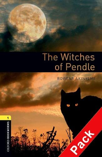 9780194788922: Oxford Bookworms Library: Level 1:: The Witches of Pendle audio CD pack (Oxford Bookworms ELT)