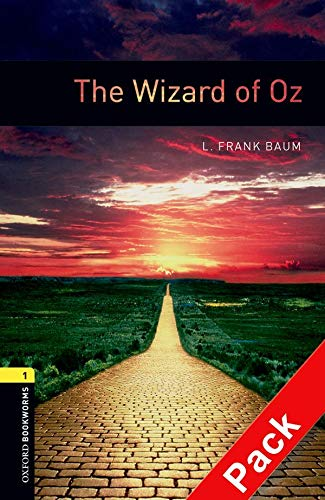 9780194788946: The The Oxford Bookworms Library: Level 1: The Wizard of Oz: Oxford Bookworms Library: Level 1:: The Wizard of Oz audio CD pack 400 Headwords