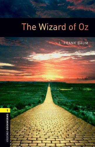 9780194789264: Oxford Bookworms Library: Level 1: : The Wizard of Oz